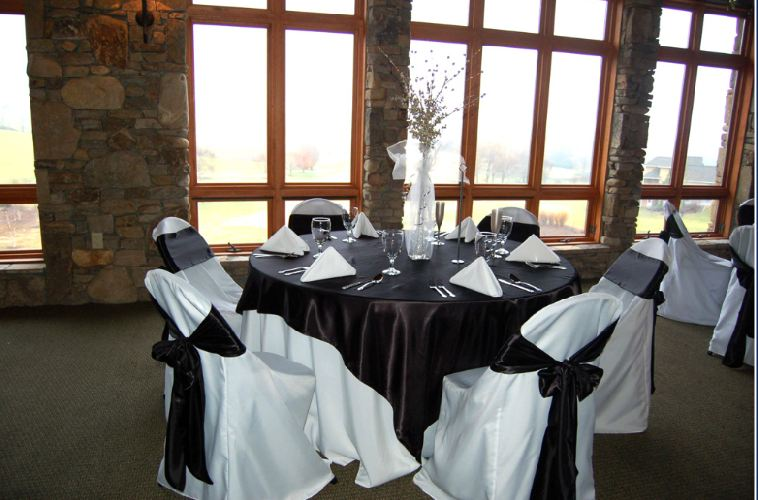 Table rentals Mountain Elegance